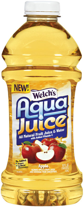 AquaJuice - Apple