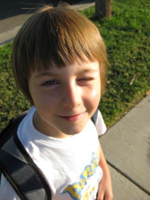 Schoolwalkboy